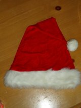 santa hat in Aurora, Illinois