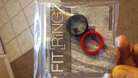 mens fit rings size 10 in Fort Leonard Wood, Missouri