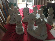 9 Spectacular collection of approximately Precious Moments figures. in Westmont, Illinois