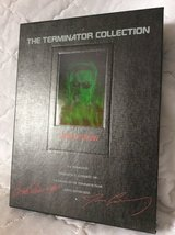 VHS: The Terminator Collection in Macon, Georgia