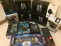 Star Wars and other collectibles in Okinawa, Japan