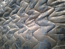 Queen mattress topper for waterbed. in Alamogordo, New Mexico