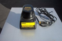 DEWALT DW 9.6 V TO 18 V VEHICLE CHARGER & DW 9094 BATTERY PACK in Oswego, Illinois