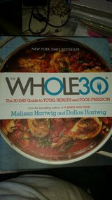 Whole 30 book in Camp Pendleton, California
