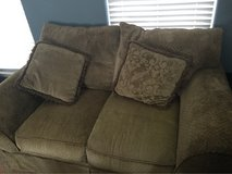 3 set couch piece in Keesler AFB, Mississippi