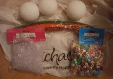 Beads and Styrofoam Balls (Used for Science Project) in Camp Lejeune, North Carolina