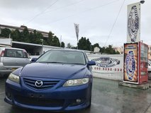 2003 Mazda Atenza - TINT - 6 Disk Changer - Runs Great - Compare & $ave! in Okinawa, Japan