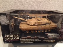 Forces of Valor 1:32 M1A1 Abrams Tank Brand new never unpacked in Ramstein, Germany