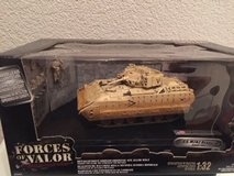 Forces of Valor 1:32 M2A2 Bradley Tank Brand new never unpacked in Ramstein, Germany