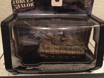 Forces of Valor 1:72 German King Tiger Tank Brand new never unpacked in Baumholder, GE