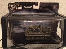 Forces of Valor 1:72 German Tiger I Tank Brand new never unpacked in Baumholder, GE