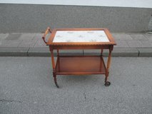 serving cart / tea cart in Ramstein, Germany