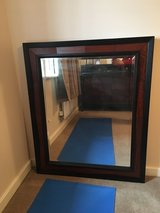 large wall mirror in Lakenheath, UK