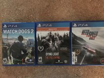 Games PS4 in Fort Leonard Wood, Missouri