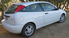 2003 ford ford focus,83,000 miles>>>trade for travel trailer in Yucca Valley, California