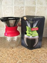 Bodum pour over coffee maker in Lockport, Illinois