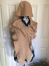 NEW Beautiful 3-pc. Wool Hat, Scarf & Gloves in Lockport, Illinois