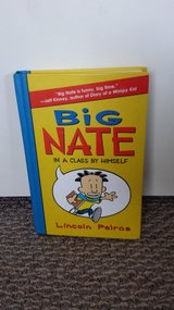 Like new!  Big Nate in a Class by Himself Hardcover in Naperville, Illinois