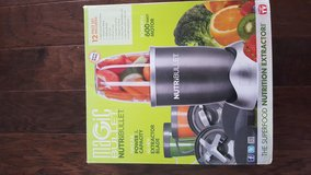 Nutribullet (Brand-New) in Lawton, Oklahoma
