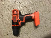 BLACK+DECKER LDX120C 20-Volt MAX Lithium-Ion Cordless Drill/Driver in The Woodlands, Texas