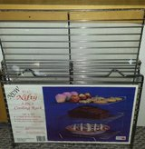 Never Used! 3 Tier Cooling Rack - Space Saver in Bolingbrook, Illinois