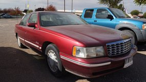 1998 Cadillac Deville in Alamogordo, New Mexico