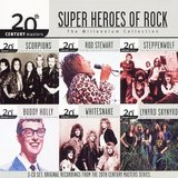 Super Heroes of Rock CD collection in Cary, North Carolina