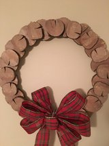 Wood Wreath in Fort Campbell, Kentucky