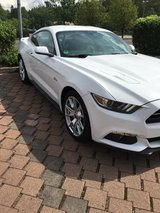 """2015 """"50th Anniversary"""" Mustang GT in Ramstein, Germany"""