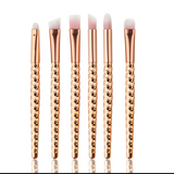 New! Mini Gold Makeup Brushes in Fort Campbell, Kentucky