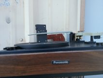 Panasonic record player in Fort Polk, Louisiana