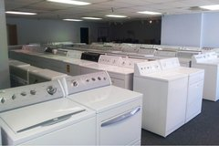 Lots of Washers Dryers and Refrigerators in Vista, California