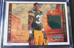 JAMAL WILLIAMS ROOKIE STALLIONS 80/149 JERSEY PATCH in El Paso, Texas