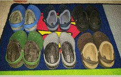 lot o'crocs in Fort Campbell, Kentucky