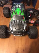 Traxxas revo 3.3 rc truck. Trade for brushless rc in Fort Lewis, Washington