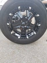 Brand New Black & Chrome Rim in Fort Campbell, Kentucky