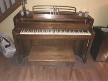 Story & Clark upright piano in The Woodlands, Texas