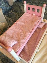 """Santa, Lookee Here!!  An 18"""" Doll Trundle Bed, Like-New in Oceanside, California"""