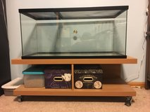 40G tank with screened lid in Shorewood, Illinois