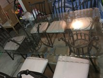 Dining table and chairs in Bolingbrook, Illinois