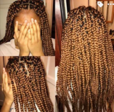 Braids and More in Barstow, California