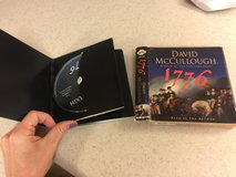 1776 by David McCullough on CD in Okinawa, Japan