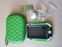 REDUCED - Leap Pad with games and case in Wiesbaden, GE