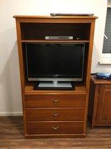 tv armoire in Ramstein, Germany