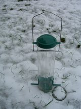 bird feeder in Ramstein, Germany