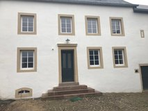 beautiful historic 3 bed room farm house newly renovated- 15 mins from base in Spangdahlem, Germany