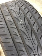 2 Yokohama P235 45R 18 All season Tires in Clarksville, Tennessee