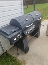 Gas grill in Fort Leonard Wood, Missouri