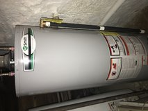 Ao Smith's 60 gallon Gas hot water tank in Fort Wayne, Indiana