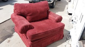 Loveseat and chair in Fort Riley, Kansas